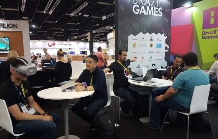 Gamescom, Alemanha - 2018