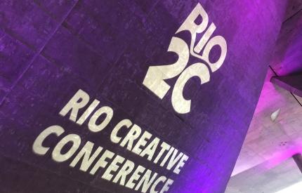 Rio Creative Conference, Brasil - 2018